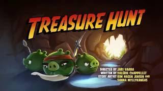 Злые птички Angry Birds Toons 2 сезон 1 серия Поиск сокровищ все серии подряд