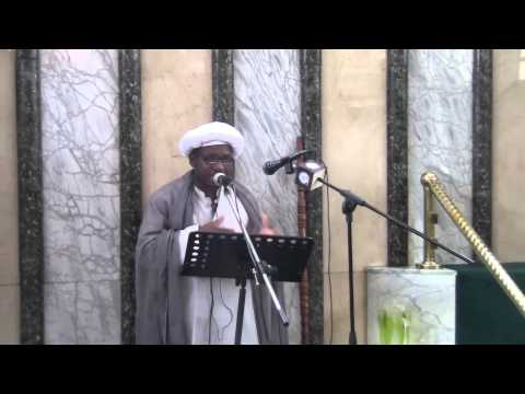 Relevance of the Islamic revolution pertaining to present times - Sh. Ali Masud