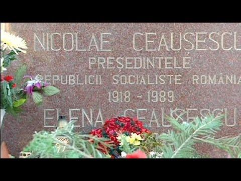 حنين لتشاوشيسكو في ذكرى الـ 25 لاعدامه