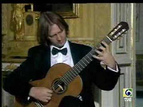 David Russell Morel Sonatina I (1-3) LIVE