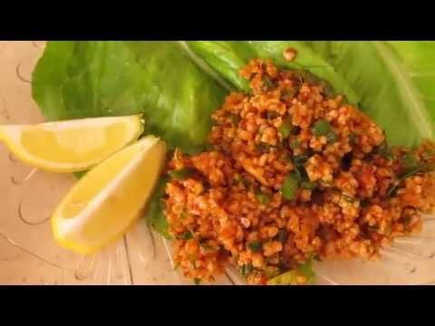 Ksr Nasl Yaplr .Как приготовить турецкое блюдо кысыр.