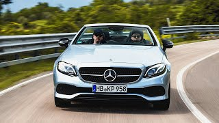 Mercedes-Benz E-Class Cabriolet: Road Trip Italy