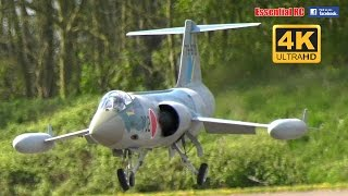 *LARGEST* RC F-104 STARFIGHTER/WIDOWMAKER JET [*UltraHD and 4K*]
