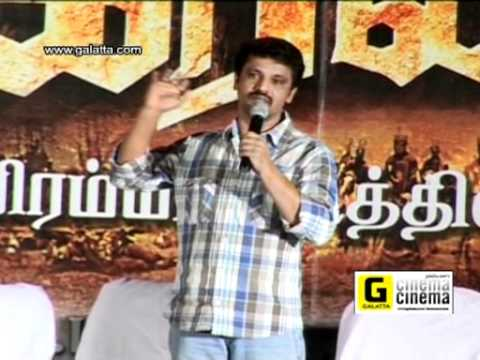 Cheran talks about Sivaji Ganesan
