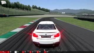 Assetto Corsa BMW M235i race with replay