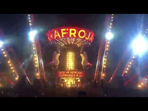 Intro Afrojack - Sensation 'Welcome to the Pleasuredome', Hyderabad, India 2016