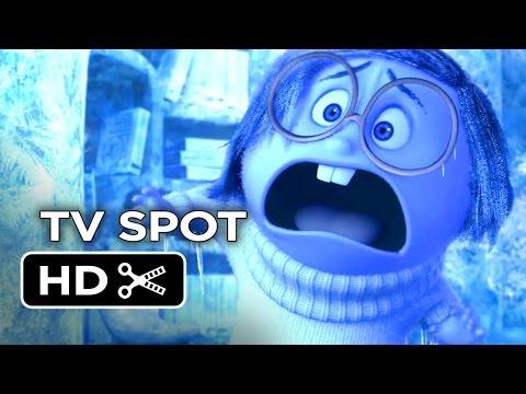 Inside Out TV SPOT - Meet (2015) - Mindy Kaling, Bill Hader Pixar Animated Movie HD