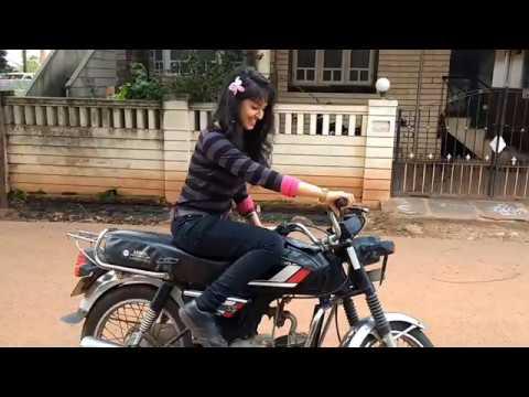 Me riding the bike | CD100 | Part 1
