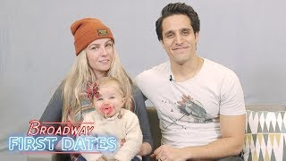 Broadway First Dates: Whitney Bashor and Jared Zirilli