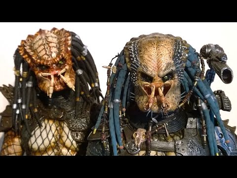 HOT TOYS PREDATOR 2 UNBOXING SPECIAL