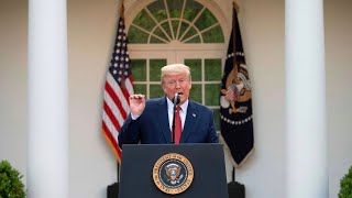 WATCH: President Trump and the White House Coronavirus Task Force brief reporters