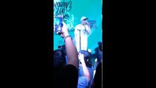 SonaOne, Karmal - I Don't Care live #GrowingUpSucks album launch