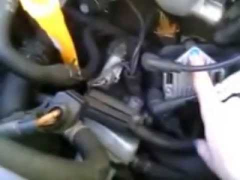 Ignition coil replacement, 2000 VW Beetle 2.0