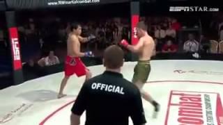 MMA 40year old fighter (Filipino)