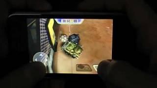 Thumb SocCars, juego para iPhone desarrollado por el joven colombiano Sebastián Vargas