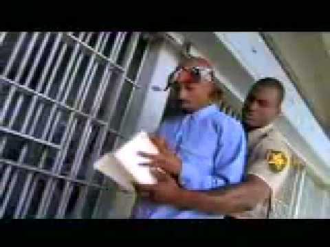 Tupac Shakur Dead Body