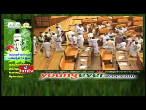 Kerala Assembly Heat On Solar Scam Issue | HMTV
