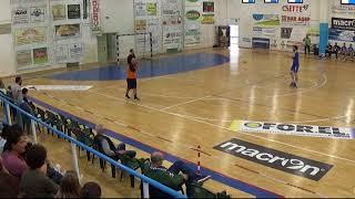 Serie A1M [Play Off 9^]: Fasano - Cingoli 37 - 24