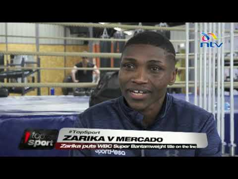 #TopSport: Women boxing on the rise in Kenya