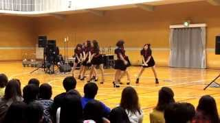 Short Hair(단발머리) - AOA Dance Cover by K-MUSE @2014 天空祭