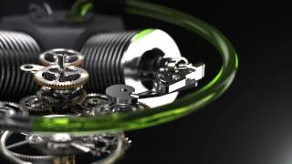 HYT Hydromechanical Watches For 2014 Official Video | aBlogtoWatch
