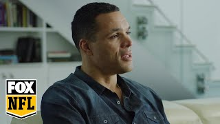 Tony Gonzalez Reflects On His Hall of Fame Career | VISA | FOX NFL