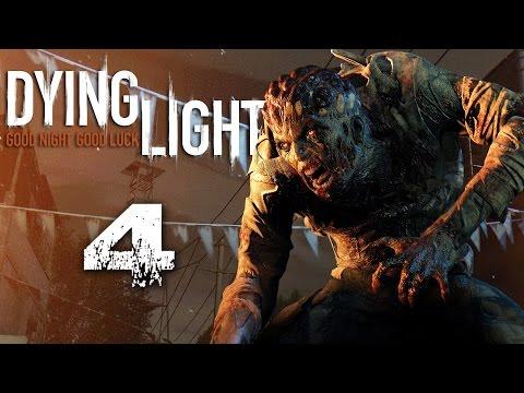 Dying Light [#4] - Armia handlarzy dragami mnie bije ;_;