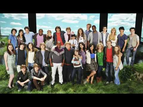 *NEW* Disney Channel Stars - Send it On [Full Song Download] +LYRICS