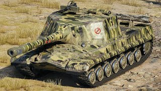 World of Tanks Object 268 - 6 Kills 10,2K Damage