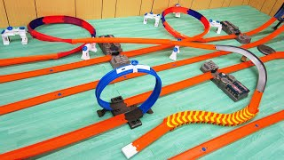 Track Time! Whirlpools! 16N Bone Shaker & other Hot Wheels cars tested on Track Time by Race Grooves