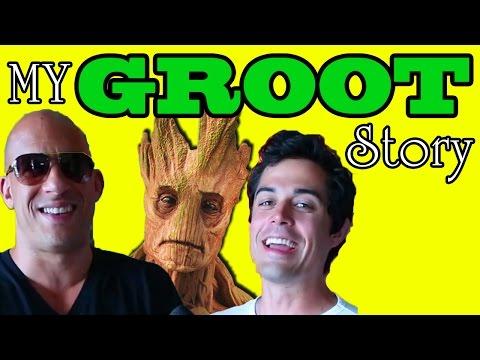 My GROOT Story.......(feat. Vin Diesel)
