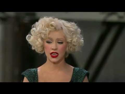 Christina Aguilera - Oprah Interview 2010