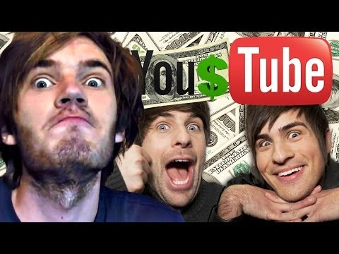 The Richest YouTubers Revealed