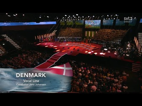 Denmark - LIVE - Vocal Line - Viola - Grand Final - Eurovision Choir 2019 (HQ)