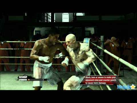 Fight Night Champion Walkthrough - Champion Mode - Prison Fight