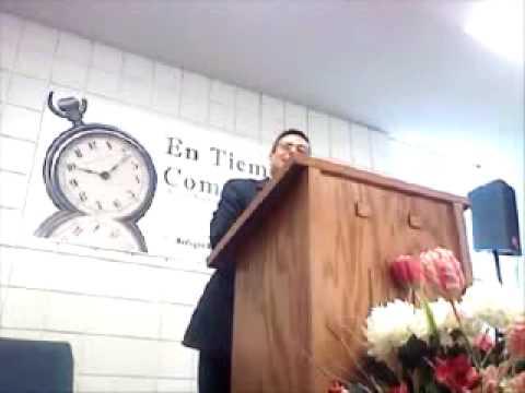 Pastor Rafael Ramirez PREDICANDO
