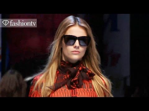 Models - Iris Egbers, Martha Steck, Ming Xi - 2011 Fashion Week | FashionTV - FTV