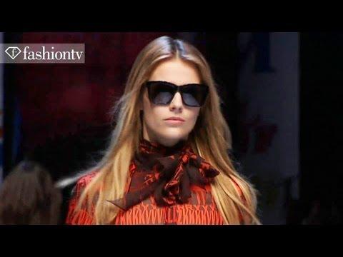 Models - Iris Egbers, Martha Steck, Ming Xi - 2011 Fashion Week | Fashiontv - Ftv video