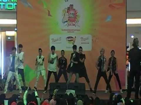 Superior (super Junior Cover Dance Indonesia) - Sexy, Free, And Single video