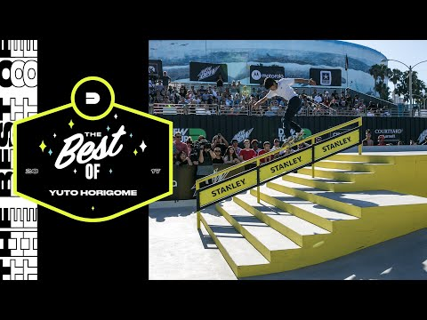 Best of Yuto Horigome | Dew Tour Long Beach 2017