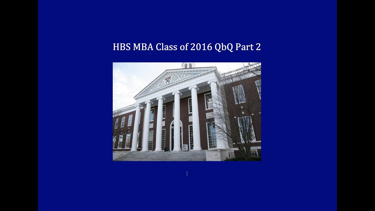 Great Mba Essays