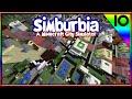 MINECRAFT 1.8 Sim City - Simburbia [10]