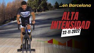 Indoor Cycling Virtual Bike Live Alta Intensidad - Carlos Gil