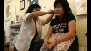 Acupuncture/ Akupunktur & Pijat Telinga buat Migrain-Vertigo (MNC-TV) - Oei Gin Djing, Akupunkturis