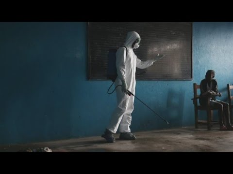 Mandy Moore on Ebola worker shortage