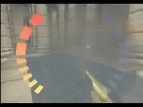 Goldeneye 007: Egyptian Level