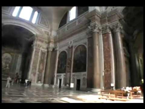 TERMAS DIOCLECIANO-MUSEO ROMANO- BASILICA S. M. de ANGELES Y MARTIRES - YouTube