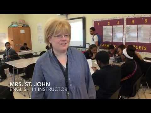 College Prep Reading and Writing-Detroit Central Collegiate Academy