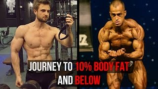 Getting To 10% Body Fat (The Truth Ft. Alberto Nunez)