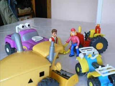tracteur tom